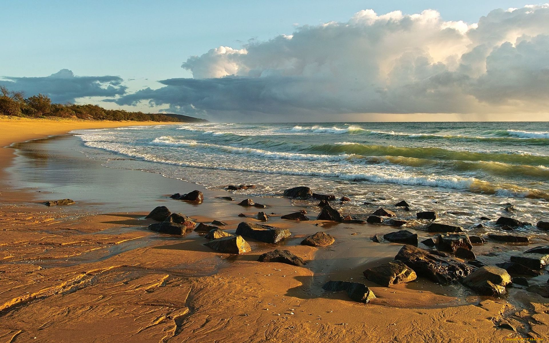 красивые фото морского побережья никогда пыталась