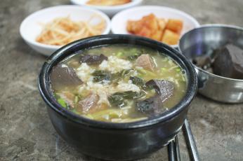 обоя еда, первые блюда, суп
