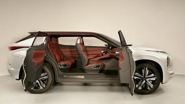 обоя mitsubishi gt-phev concept 2016, автомобили, mitsubishi, concept, gt-phev, 2016