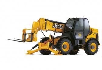 Картинка техника автопогрузчики jcb
