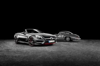 Картинка 2015+mercedes-benz+sl+special+edition+mille+miglia+417 автомобили mercedes-benz серый mille miglia кабриолет тюнинг