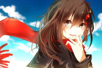 Картинка аниме kagerou+project девочка