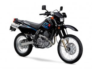 обоя мотоциклы, suzuki, dr650s, мотоцикл, черный, стильный