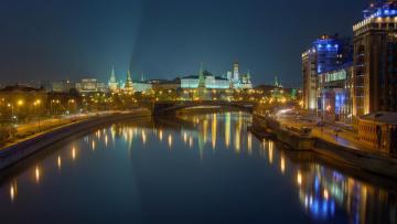 обоя города, москва , россия, москва, москва-река, московский, кремль