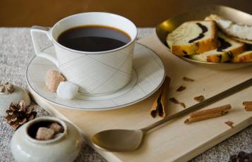 Кофе чашка ложка зерна скачать