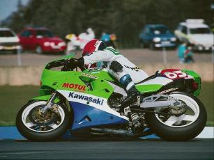 обоя kawasaki, мотоциклы
