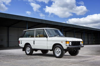Картинка автомобили range+rover 3-door range rover uk-spec