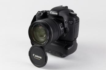 обоя бренды, canon, фотокамера