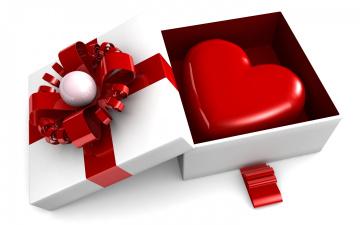 обоя праздничные, день святого валентина,  сердечки,  любовь, лента, сердечки, фон