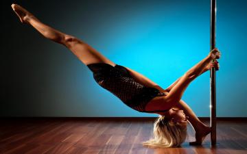 обоя спорт, фитнес, ноги, блондинка, тренировка, руки