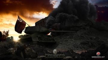Картинка видео+игры мир+танков+ world+of+tanks world action симулятор tanks of online