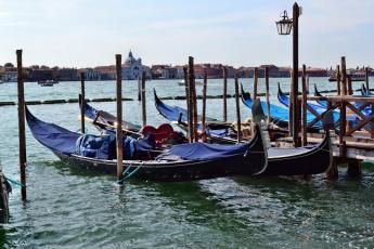 Картинка корабли лодки +шлюпки гондолы гранд канал венеция