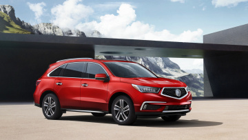Картинка acura+mdx+with+advance+package+2018 автомобили acura advance mdx 2018 package