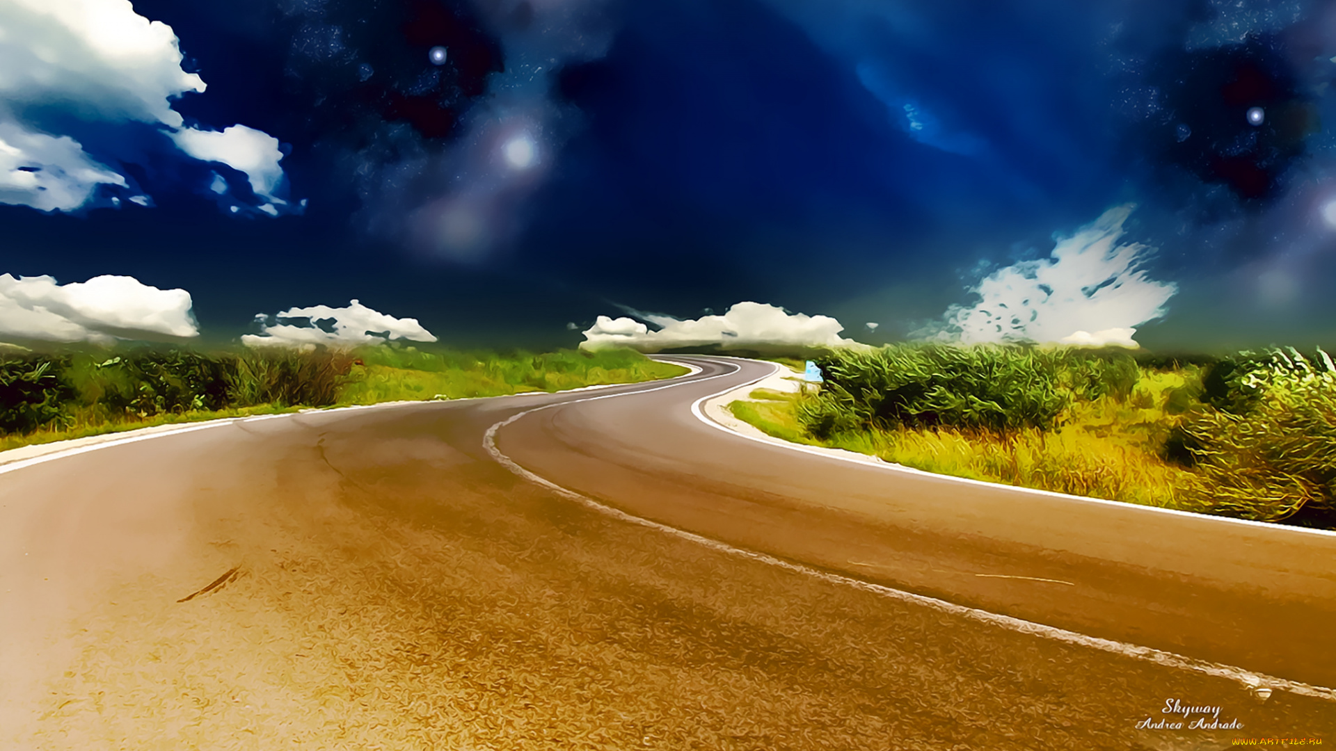 Картинки на тему путь дорога