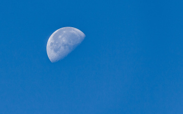 обоя космос, луна