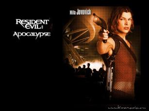 обоя обитель, зла, кино, фильмы, resident, evil, apocalypse