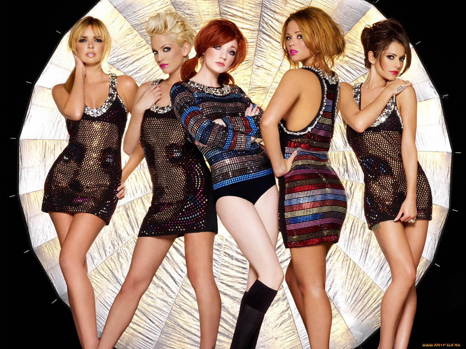 Teenage girls aloud — photo 2