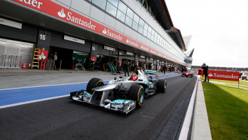 Картинка 2012 formula grand prix of britain спорт формула болид 1 гонка трасса