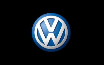 обоя бренды, авто-мото,  volkswagen, фон, логотип