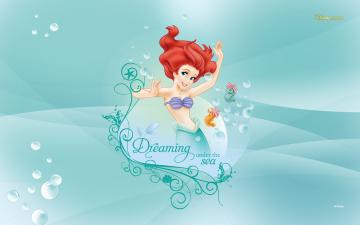 Картинка мультфильмы the little mermaid