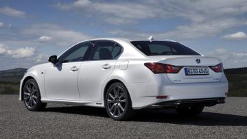 Картинка lexus gs автомобили автомобиль стиль мощь скорость