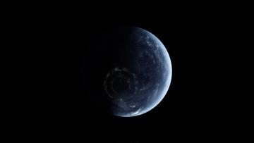 Картинка космос арт вселенная планета