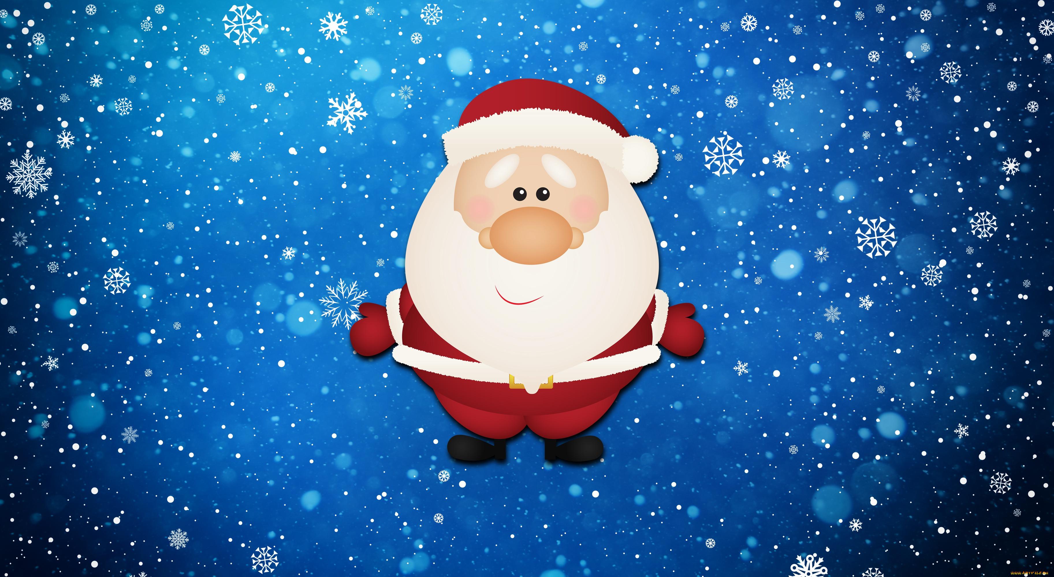 Санта-Клаус  № 967546 бесплатно