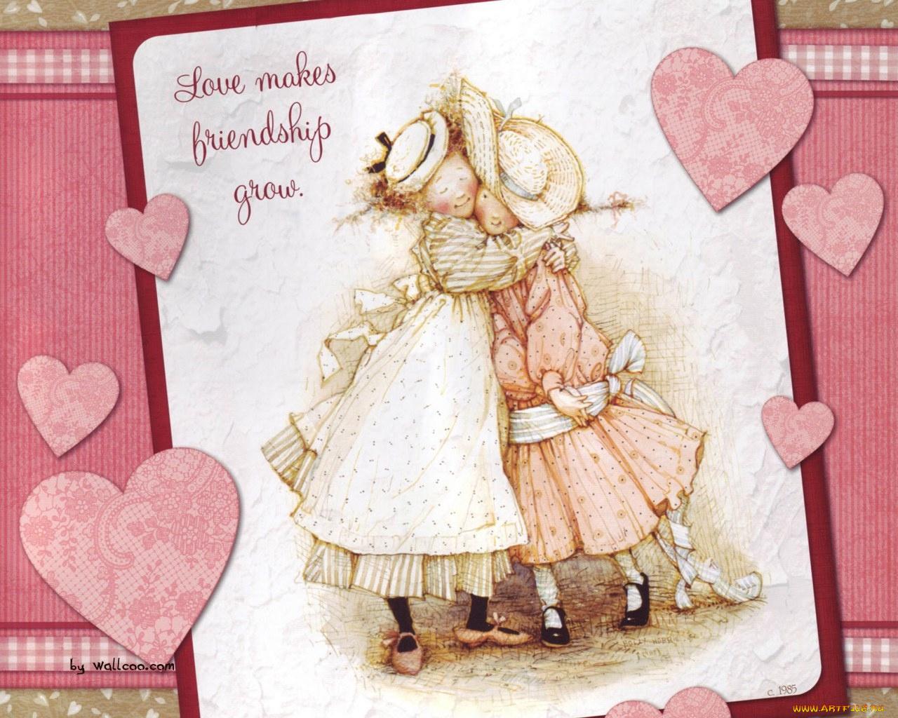 Рисунки на открытку сестре