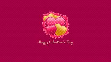 обоя праздничные, день святого валентина,  сердечки,  любовь, фон, сердечки