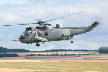 Картинка westland+sea+king+hu5 авиация вертолёты базирования морского вертолет