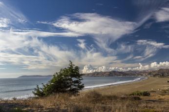 обоя природа, побережье, простор