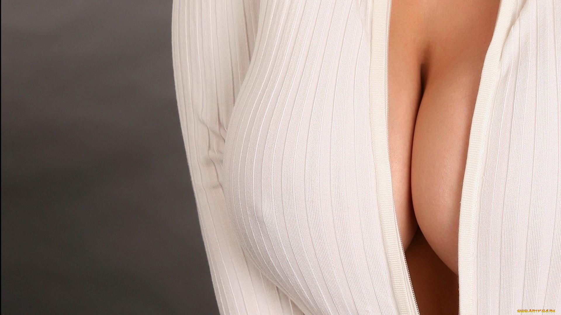 Большая и красивая женская грудь — pic 6