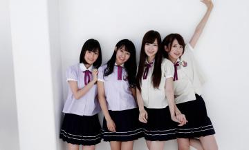 Картинка музыка akb 48 азиатки девочки корея
