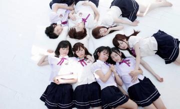 Картинка музыка akb 48 девочки корея азиатки