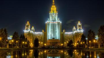 обоя города, москва , россия, московский, государственный, университет, имени, м, в, ломоносова