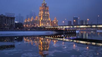 обоя города, москва , россия, москва, рэдиссон, ройал, отель, гостиница