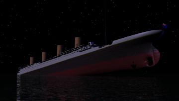 обоя корабли, 3d, корабль, море