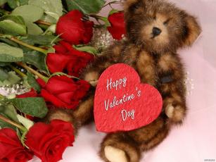 обоя праздничные, день, св, валентина, сердечки, любовь