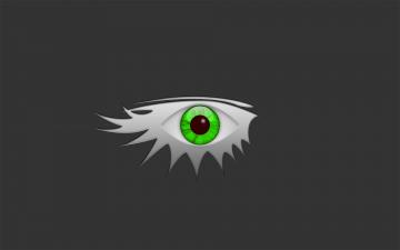 Картинка 3д графика 3d eyes глаза