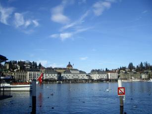 Картинка golden pass города панорамы швейцария