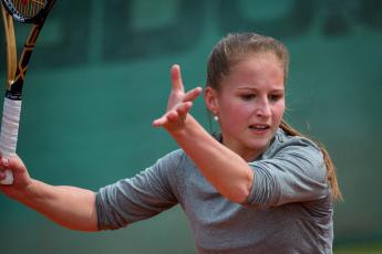 Картинка kastner+steffi спорт теннис девушка ракетка