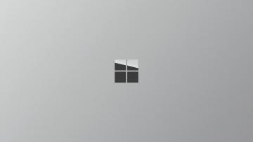 Картинка компьютеры windows+8 серый фон