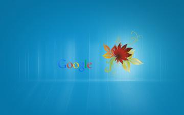 обоя компьютеры, google,  google chrome, логотип, фон