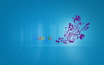 обоя компьютеры, google,  google chrome, персонаж