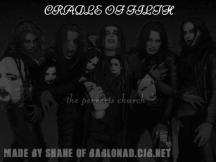 Картинка the perverts church музыка cradle of filth