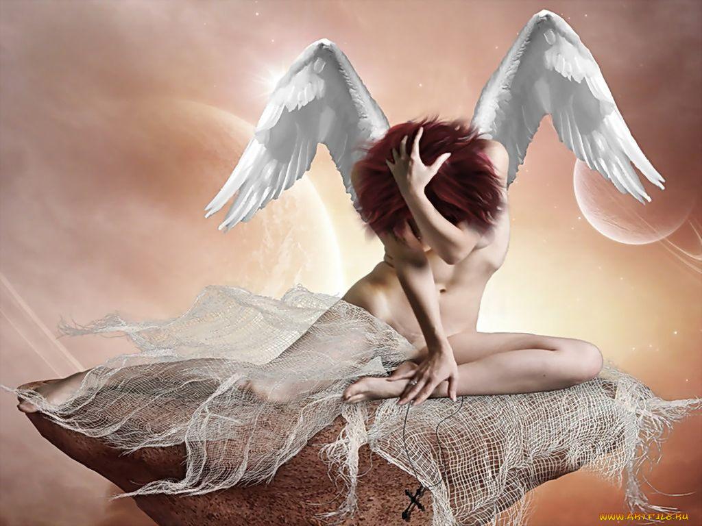 Картинки с надписями ангелы здесь больше не живут