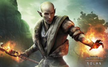 Картинка dragon+age+iii +inquisition видео+игры персонаж