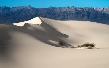 Картинка природа пустыни death valley national park дюны пустыня usa california песок