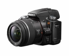 обоя sony, бренды, фотоаппарат