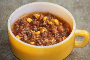 обоя еда, первые блюда, густой, острый, тако-суп